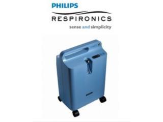 Concentrador de Oxigeno de (5L) nuevo de caja, Puerto Rico