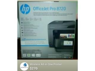 Printer Multi Funciones, Puerto Rico