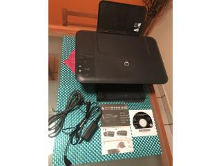 Printer HP Deskjet 2050 All-in-One J510 Serie, Puerto Rico