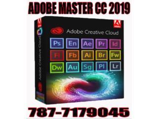 $$$ ADOBE MASTER CC 2019 $$$, Puerto Rico