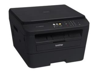 Laser Printer Brother HL-L2380DW TouchScreen, Puerto Rico