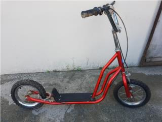 Scooter , Puerto Rico