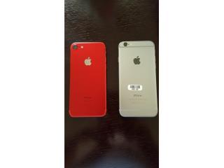 Iphone 7 & 6, Puerto Rico