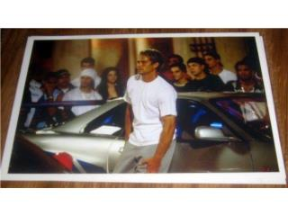 PAUL WALKER , Puerto Rico