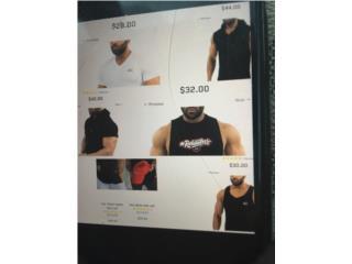 ropa de Gym Marca  GC collection Nueva, Puerto Rico