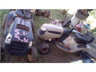 Tractores para piezas, Puerto Rico