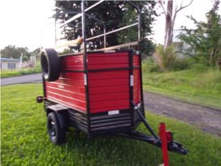 Carreton de Caballo, Puerto Rico