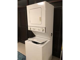 Combo lavadora y secadora, Puerto Rico