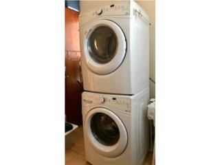 Lavadora y secadora duo Whirpool. Como nueva., Puerto Rico