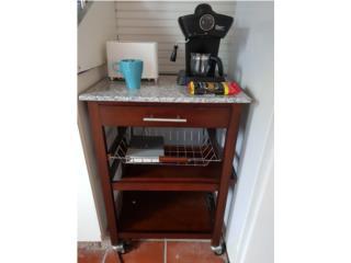 Mesa de cocina, Puerto Rico