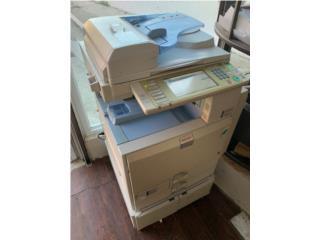 Printer Copiadora Ricoh Aficio MP C2000, Puerto Rico