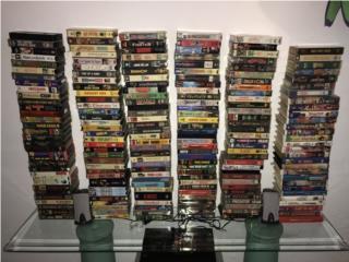 Películas en VHS , Puerto Rico
