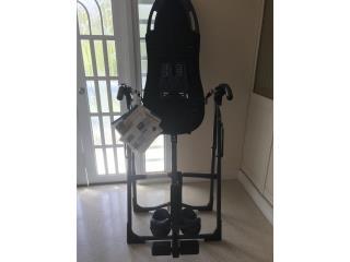 Tabla inversora para dolor de espalda, Puerto Rico