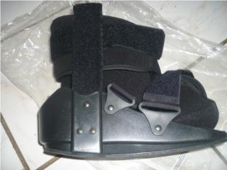 Bota Ankle Fixed Walker (Med) $50, Puerto Rico