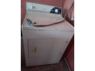 Secadora electrica Hotpoint, Puerto Rico
