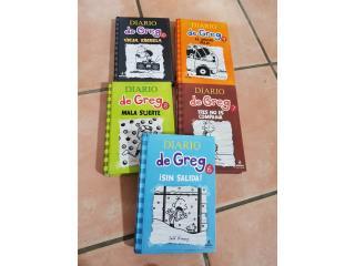 Libros. Diario de Greg , Puerto Rico