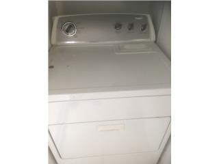 Kenmore Dryer, Puerto Rico