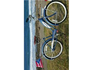 Bicicleta 24 schwinn, Puerto Rico