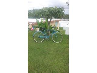 Bicicleta columbia Sports 3, Puerto Rico