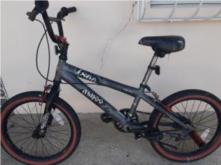 Bicicleta 18 Element, Puerto Rico