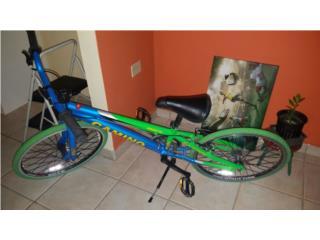 Bicicleta Camino, Puerto Rico