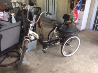 Bicicleta de carga  (triciclo), Puerto Rico