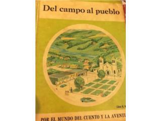 VENDO LIBROS ANTIGUOS INST PUBLICA, PROCERES., Puerto Rico