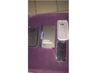 Samsung galaxy s7 se cambia por iphone7, Puerto Rico
