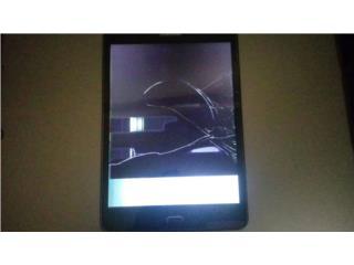 Samsung Galaxy Tab A 8 Pantalla Estillada, Puerto Rico