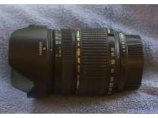 Tamron AF Aspherical XR 28-300mm 62mm lens, Puerto Rico