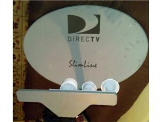 Antena Direct TV, Puerto Rico