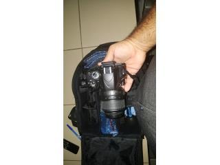 Nikon D D5100 16.2MP Digital DSLR Camera, Puerto Rico