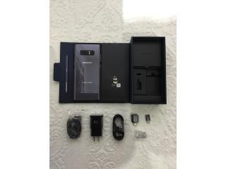 Samsung Galaxy Note 8 64GB Orchid Grey, Puerto Rico