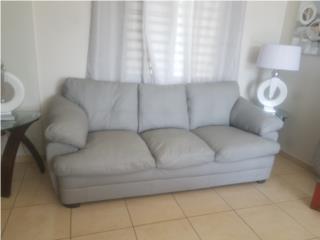 Sofa en piel marina , Puerto Rico