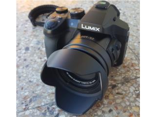 Camera Superzoom Panasonic FZ300 , Puerto Rico