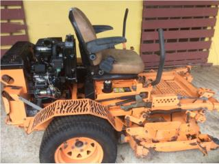 Máquina scag 52' $3400, Puerto Rico