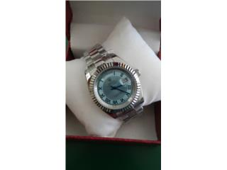 WOW!! Automatico reloj Rolex Presidential, Puerto Rico