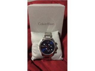 Reloj Calvin Klein , Puerto Rico