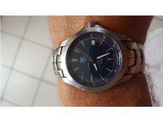 Reloj Tag Heuer modelo Link $2,500 OMO, Puerto Rico