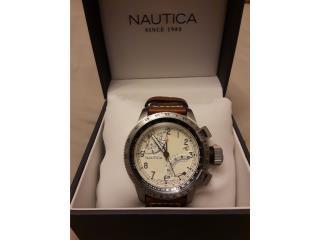 Reloj Nautica nuevo con garantia de 5 años., Puerto Rico