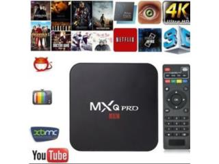 Tv box 4 mil canales ppv iptv, Puerto Rico
