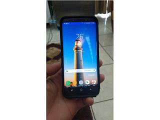 Samsung galaxy S8, Puerto Rico