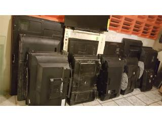 Lote d televisores, Puerto Rico