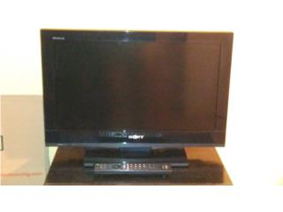 Televisor Sony LCD de 19