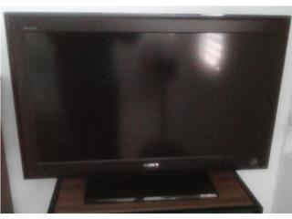 TV Sony Bravia 32 pulgadas LCD, Puerto Rico