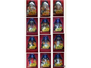 Star Wars - Figuras de Accion, Puerto Rico