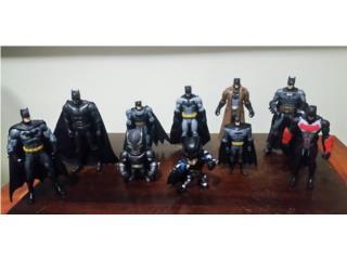 Coleccion Figuras Batman, Puerto Rico
