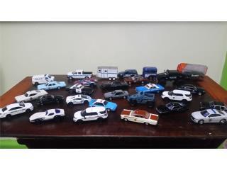 Bonita Coleccion carrito Policia, Puerto Rico