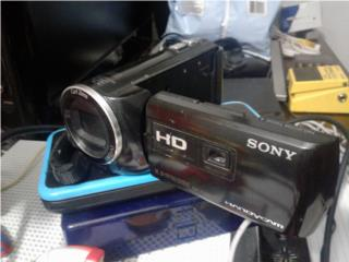 Camara de video Canon 1080, Puerto Rico