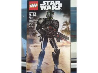 Imperial Death Trooper, Puerto Rico